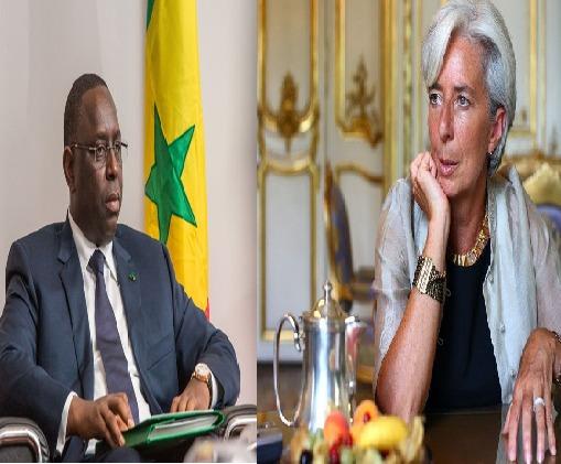 Son audience avec la Directrice du Fmi tombe à l'eau: Pourquoi Macky n'a pas rencontré Christine Lagarde