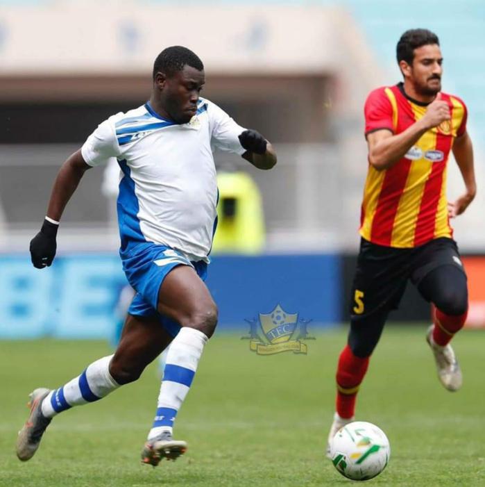 Ligue des Champions CAF / Phase de groupe : Teungueth FC chute d'entrée face à l'Espérance de Tunis.