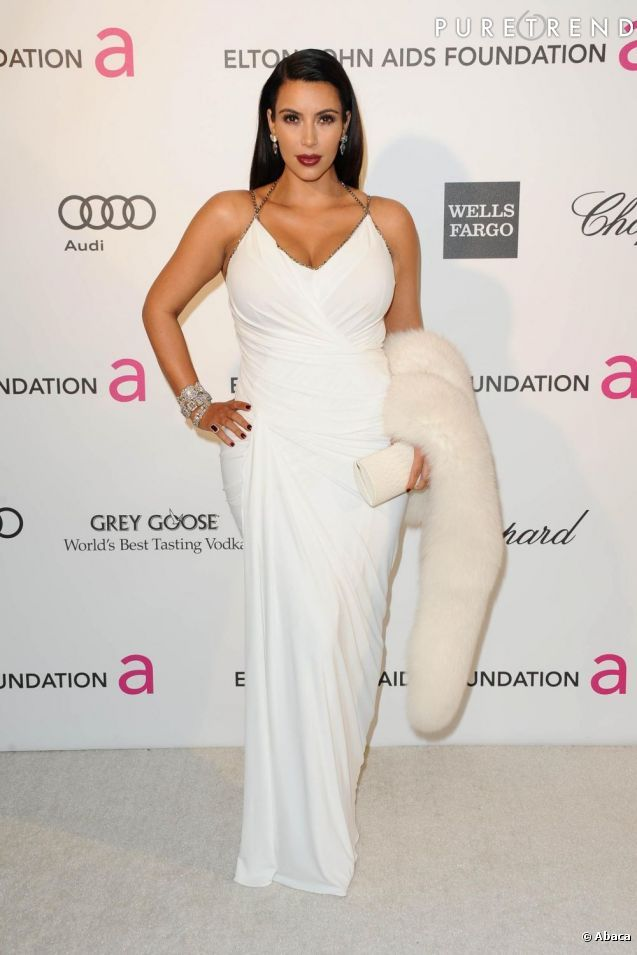 Kim Kardashian : une femme enceinte trop sexy ?