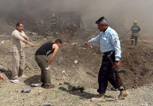 ALERTE - Irak: 25 morts lors d'un attentat contre un meeting électoral