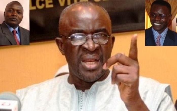 Moustapha Cissé Lô met en garde les ministres rewmistes : « Si Pape Diouf et Oumar Guèye se solidarisent avec Idrissa Seck… »