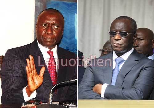 Relations Idrissa Seck et Abdoulaye Diop : Une si longue histoire