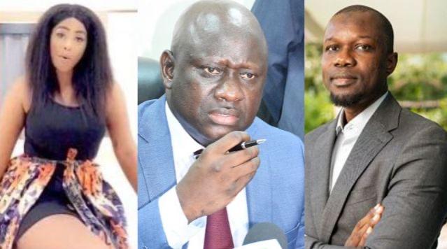 Affaire « Sweet Beauté » : La défense de Ousmane Sonko demande l'exploitation des téléphones de toutes les personnes qui ont eu à échanger avec Adji Sarr.