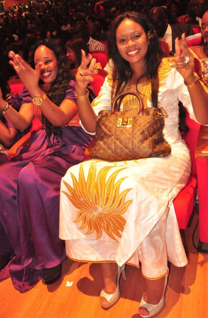 Amy Samaké, l'ex femme de Aliou Sow est une fan de Pape et Cheikh