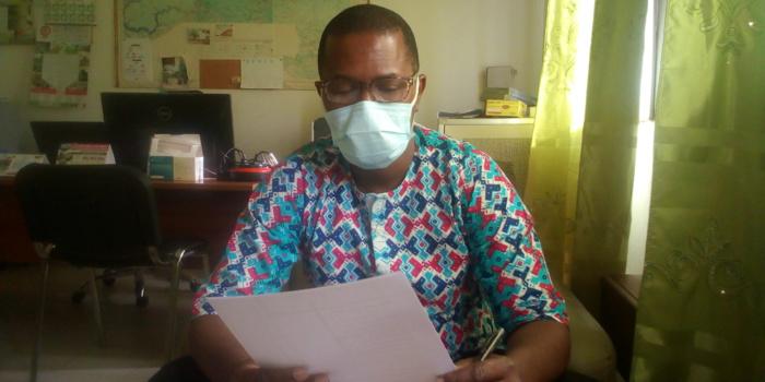 Retour d'Ebola en Guinée / Yaya Baldé, médecin chef de région de Kolda : « Notre volonté c'est de n'être surpris par aucun cas d'Ebola au vu du dispositif de riposte sanitaire… Nous allons renforcer la surveillance frontalière… »