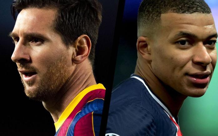 Barça – PSG / 8e finales : Le Messi – Mbappé au menu de la ligue des champions.