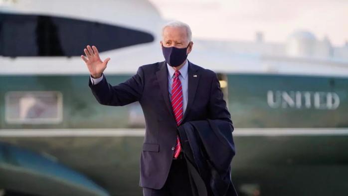 États-Unis : Premier déplacement du président Joe-Biden depuis son investiture, le Wisconsin à l'honneur.