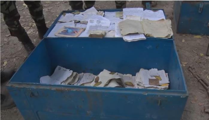 Documents compromettants ramassés par l'Armée dans les bases rebelles en Casamance : les contenus révélés