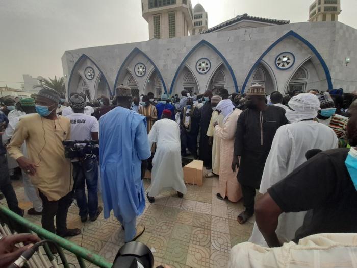 Médina Baye: Serigne Mansour Niass sera inhumé au cimetière de la cité religieuse.