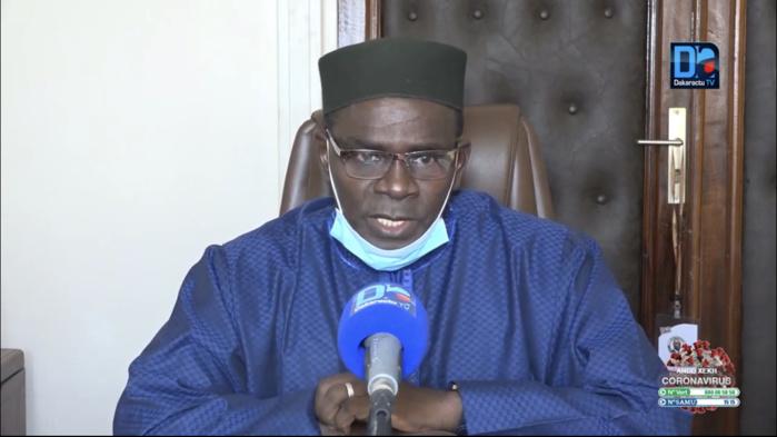 Assemblée nationale : Aymérou Gningue victime d'un malaise et évacué à l'hôpital.