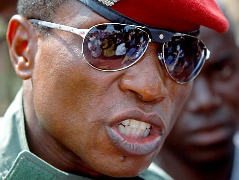 Guinée : Dadis Camara de retour !