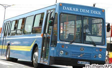 Un homme décéde dans un bus Dakar Dem Dikk