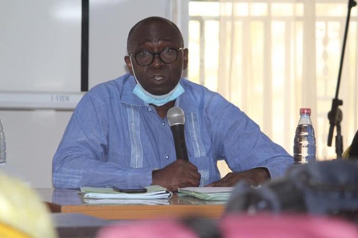 Ebola et Covid-19 en Guinée : Le Dr Mohamed Lamine Yansané, Conseiller principal du ministre de la Santé rassure...