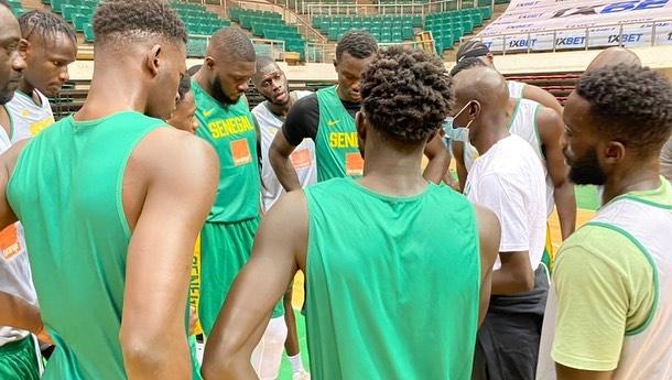 Tournoi qualificatif Afrobasket 2021 / Premier entraînement des lions à Yaoundé : le Sénégal face au Kenya ce vendredi…