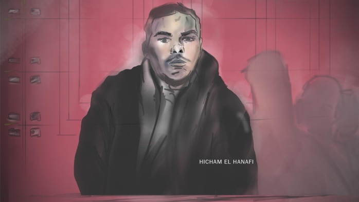 Attentat déjoué de décembre 2016 : condamné à 30 ans de reclusion, Hicham el Hanafi sera expulsé de la France.