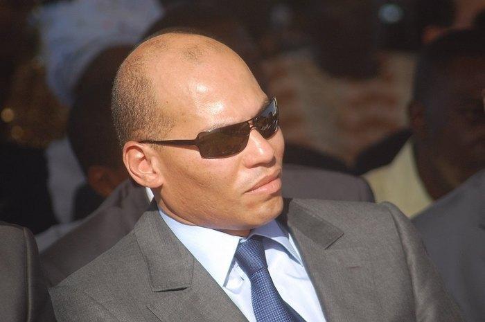 Mise en demeure: Karim Wade va déposer ses justificatifs ce lundi