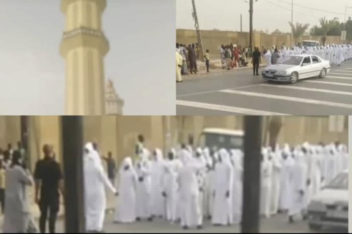 TOUBA / Échauffourées entre membres de Khidma et un groupe d'hommes tout de blanc vêtus venus faire du «Tawaaf».