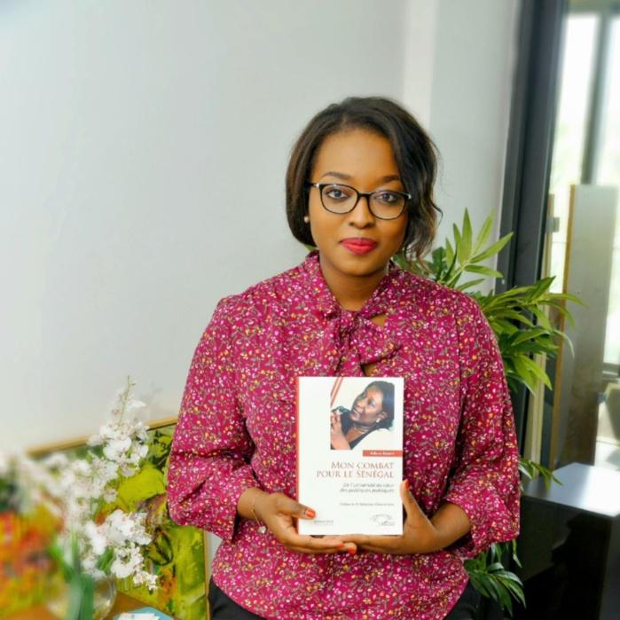 Amy sarr fall invite les jeunes à lire le nouvel ouvrage de l'ancienne ministre Ndioro Ndiaye