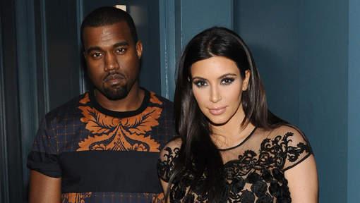 Kim et Kanye se disputent déjà le futur bébé