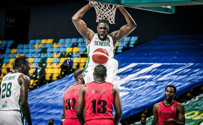 Équipe nationale basket : Youssoupha Ndoye, de la taille et du leadership sur le parquet...