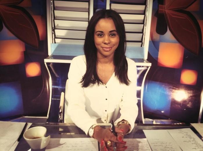 La nouvelle présentatrice de Kenkelibaa Lea NDIAYE