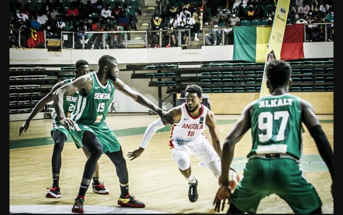 Tournoi qualificatif Afrobasket 2021 : Déjà qualifié, le Sénégal chute contre l'Angola 82 à 51...