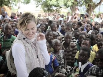 Malawi: Madonna privée d'accès VIP à l'aéroport