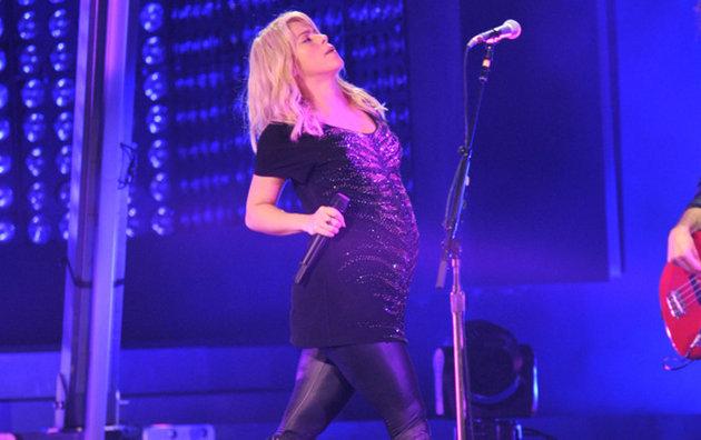 Shakira : Coaching avec Milan