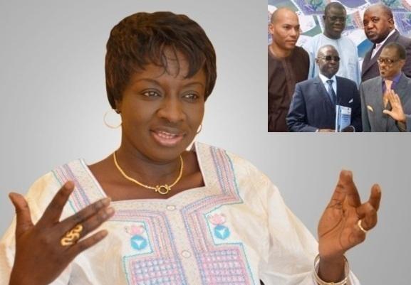 Aminata Touré aux Avocats du Pds :« Aucun règlement de la Cedeao ne l'autorise à… »