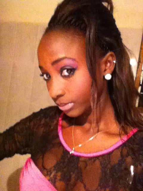 Marie Thérése Ndiaye, la miss Sénégal 2013: une belle perle de la petite cote!
