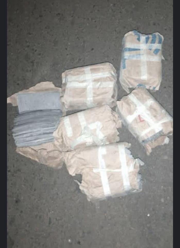 SÉDHIOU : La gendarmerie saisit des lots de billets noirs d'une valeur de 20 millions...