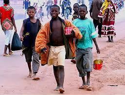 Les enfants des rues