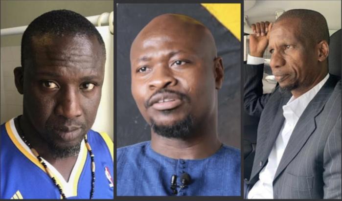 Menace de troubles à l'ordre public : Guy Marius, Clédor et Assane Diouf déférés demain jeudi.