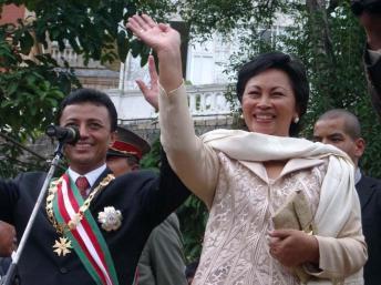 Madagascar: l'épouse de Ravalomanana désignée candidate à la présidentielle