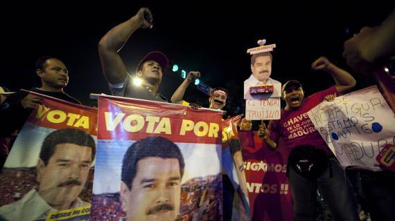 Venezuela: Maduro vainqueur, l'élection de l'héritier de Chavez contestée