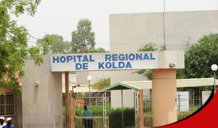 KOLDA : Cinq techniciens de santé de l'hôpital régional positifs au coronavirus lors d'une césarienne.