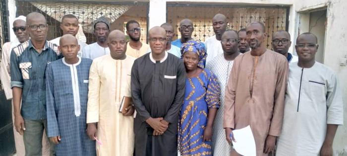 Sortie du coordinateur des enseignants de Rewmi à Kaolack : La coordination départementale apporte des précisions.
