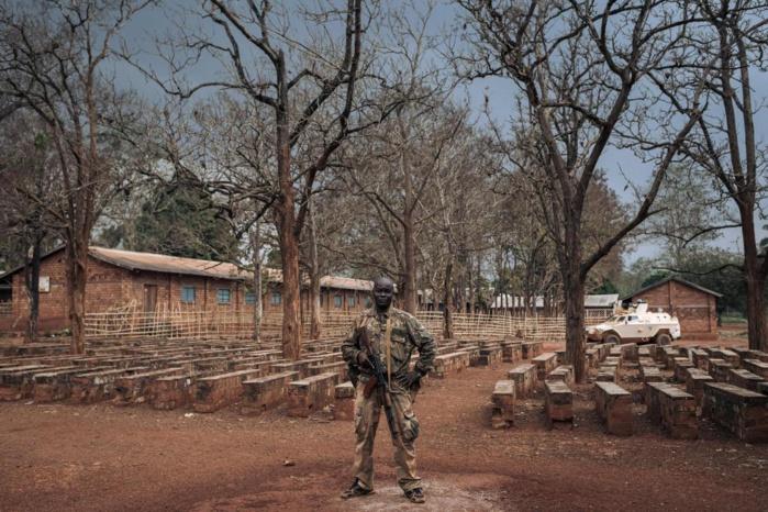 Centrafrique: 14 personnes tuées dans un édifice religieux