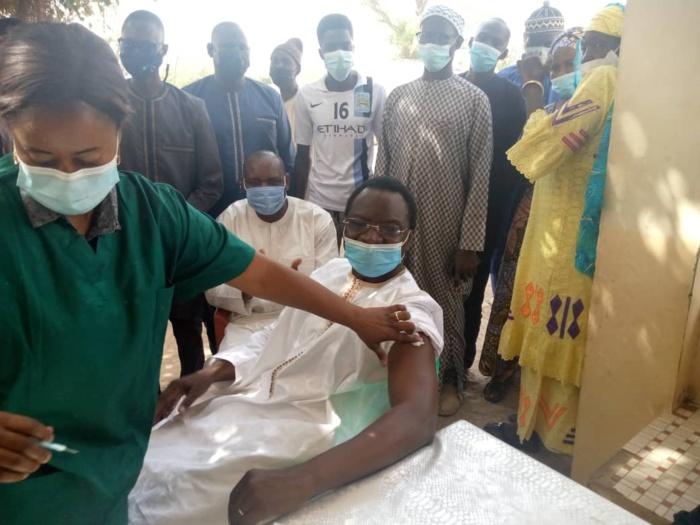 Mbour / 3.866 vaccins anti Covid-19 pour les 4 districts : Le maire de Sandiara ouvre la bal...