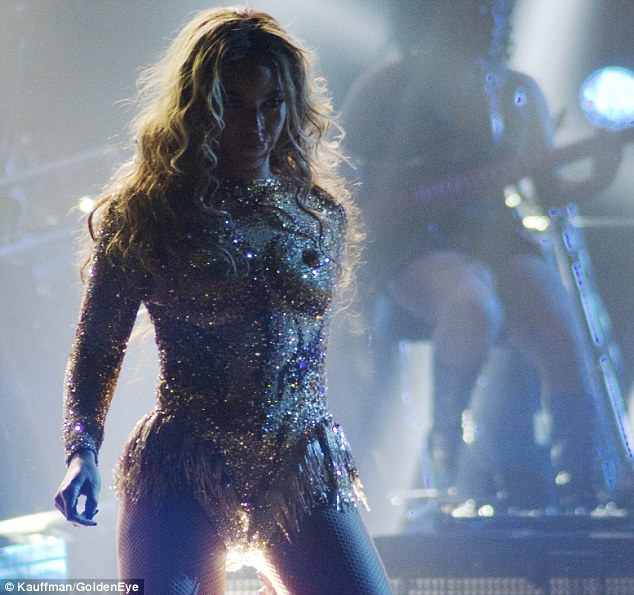 La tenue ultra hot de Beyoncé