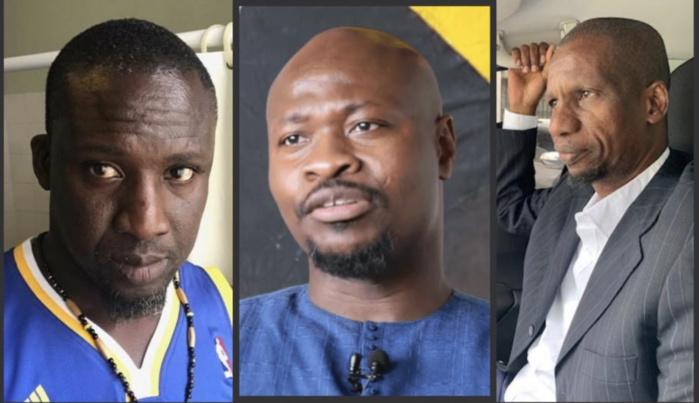 Justice : Guy Marius Sagna sous mandat de dépôt, Assane Diouf et Clédor Sène renvoyés à lundi.