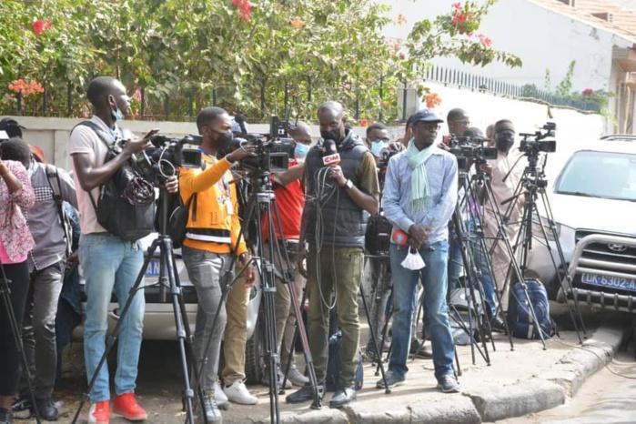 Journalistes interdits d'accès à l'assemblée nationale : RSF dénonce une entrave à la liberté d'informer...