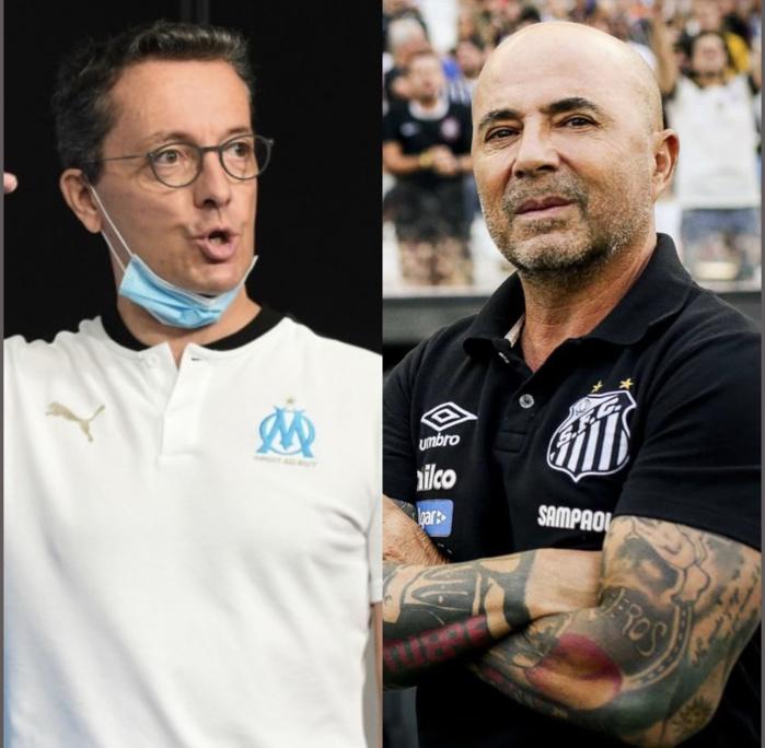 OM : Jorge Sampaoli est officiellement nommé entraîneur, Jacques-Henri Eyraud éjecté de la présidence.