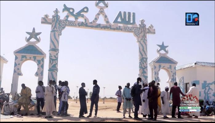 Médinatoul Abdoukhadre Dieylani : La ziarra annuelle finalement reportée du fait de la pandémie.