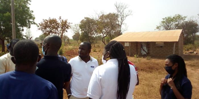 Mission d'évaluation de la DER à Sédhiou et Kolda : prospection de sites d'entrepôts, rencontre avec les acteurs de la filière anacarde au menu.