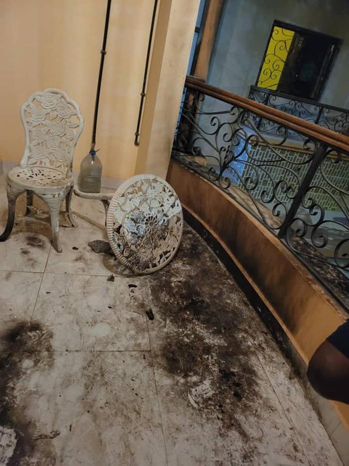 Rufisque : Le domicile de l'honorable député Seydou Diouf vandalisé par des individus encagoulés.