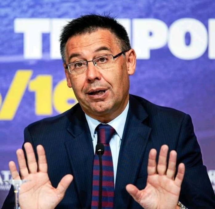 FC Barcelone : L'ancien président du club, Bartomeu, interpellé par la police.