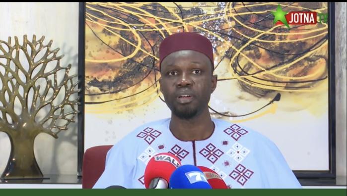 Ousmane Sonko : « Je n'ai pas confiance en la justice sénégalaise, mais à quelques magistrats... »