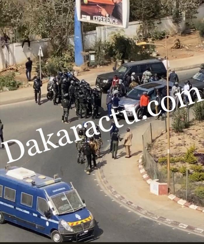 Ousmane Sonko alerte : «Le préfet a été surpris entrain de dire qu'il vont décerner un mandat d'amener pour me cueillir de force»