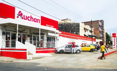 Castors : Le magasin Auchan et des boutiques pillés sur l'avenue Bourguiba